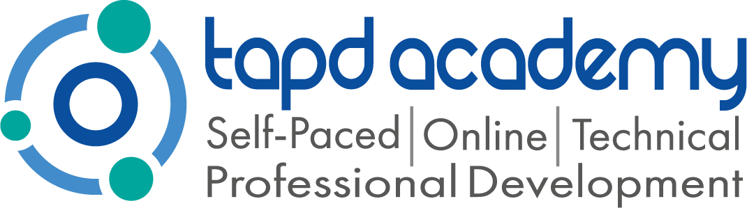 TAPD Academy Logo